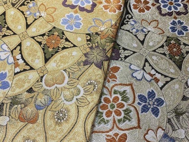 和装に使われる布の種類【絹】